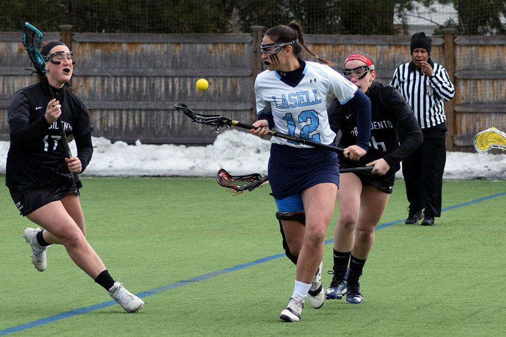 WLX: Lasell too strong for Colby-Sawyer in first GNAC contest