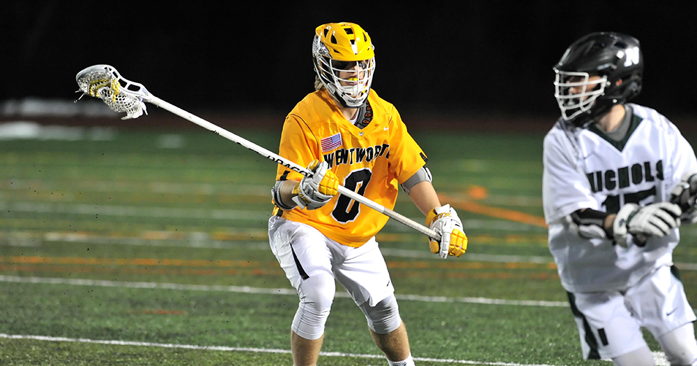 Men's Lacrosse Tames Lions in Home Opener