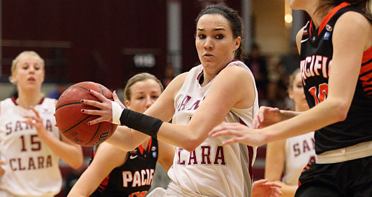 Women's Basketball Survives Late Run by Portland to Win 69-62