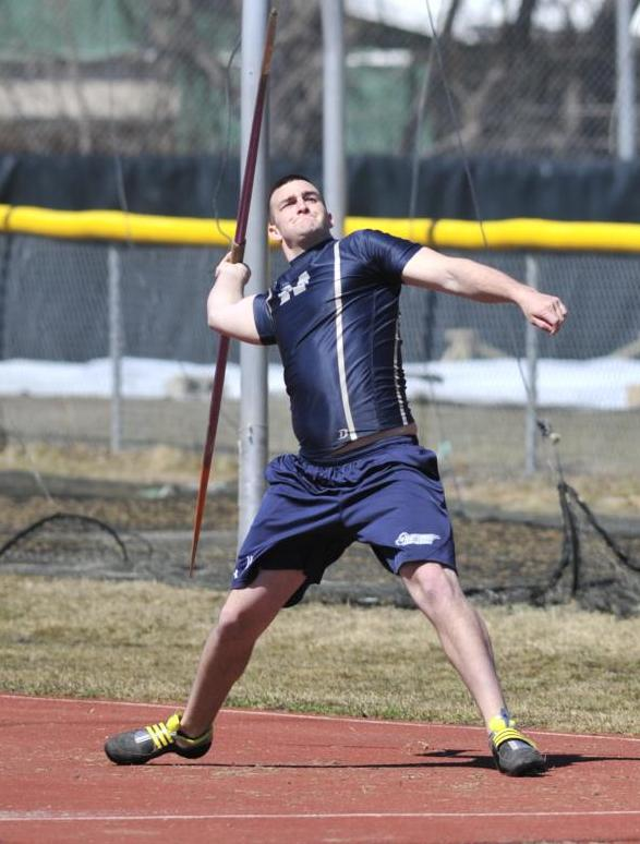 Hutchinson, Bennett Earn Honors For Outdoor Track & Field At 2012 Division III New England Championships