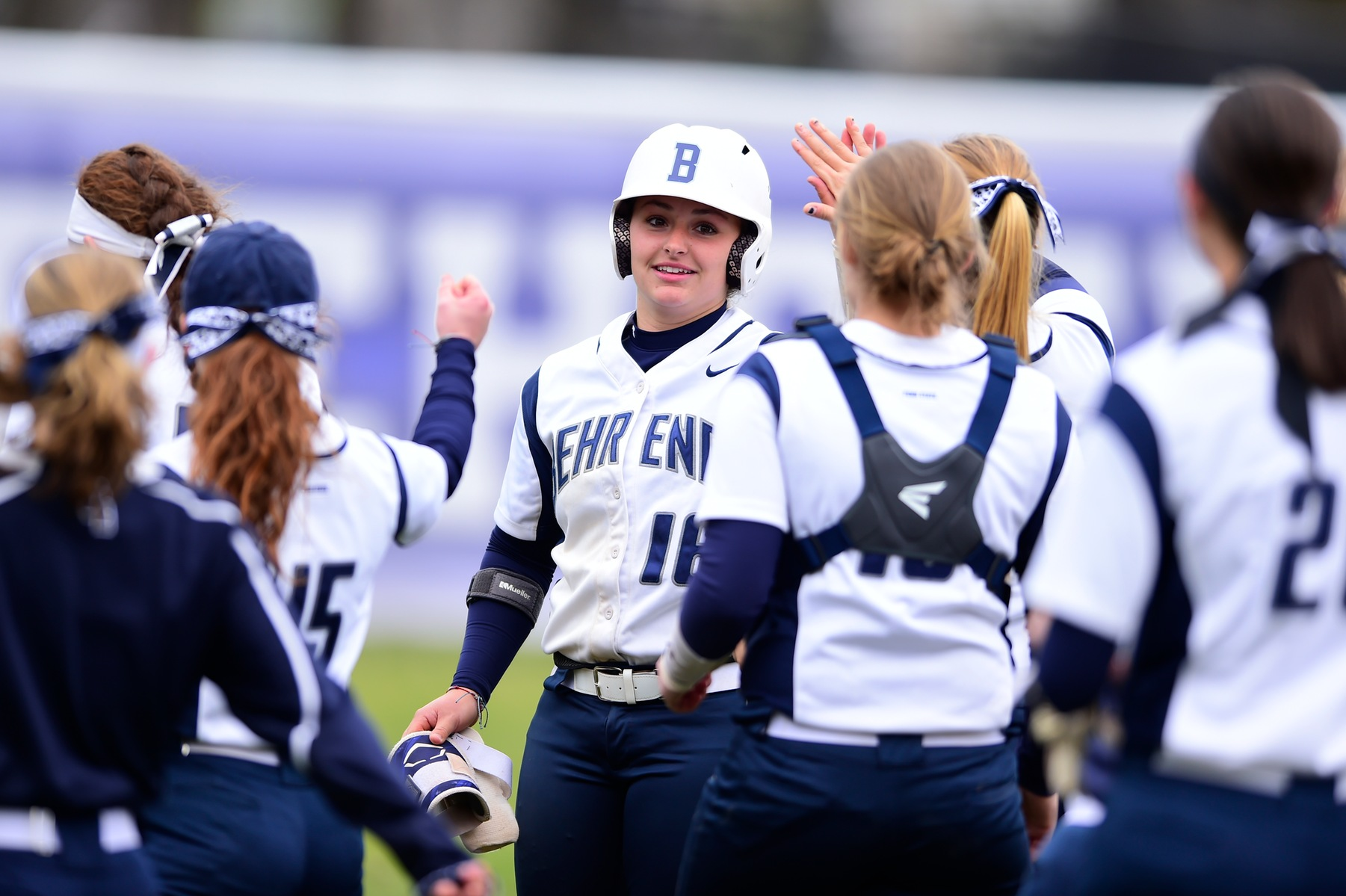 Lions Stay Alive in AMCC Tournament with Extra Inning Win Over D'Youville