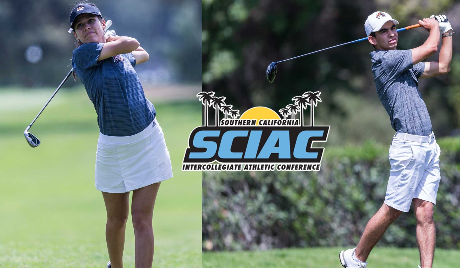 Miller, Rocha Sweep SCIAC Weekly Golf Awards