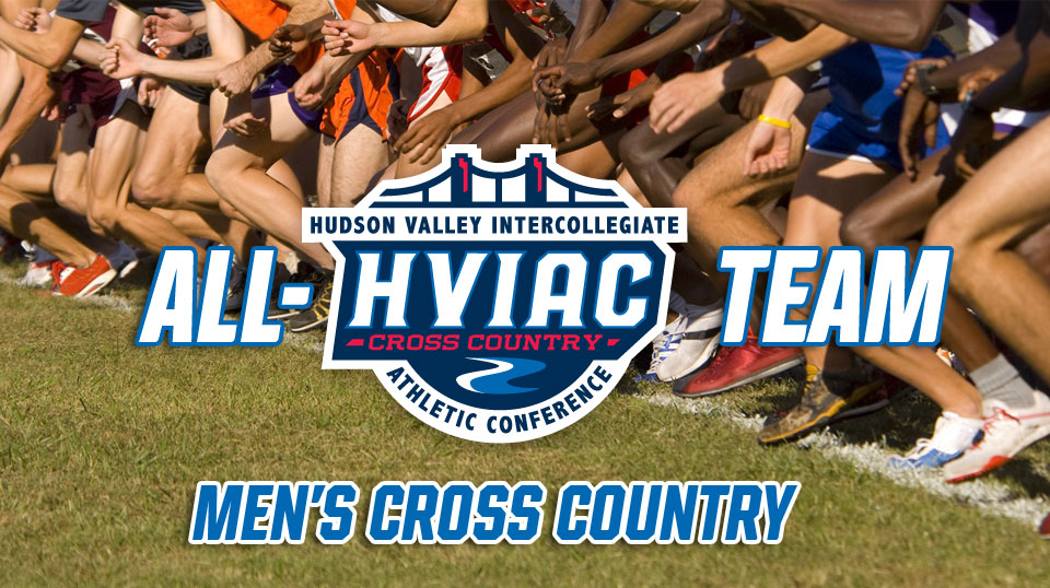 Persson Named Runner of the Year as All-HVIAC Men's Cross Country Team Announced