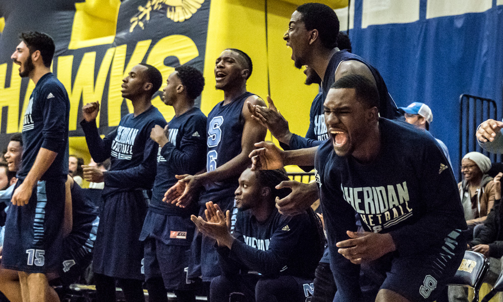 Men's basketball outlast Humber in 115th edition of The Game