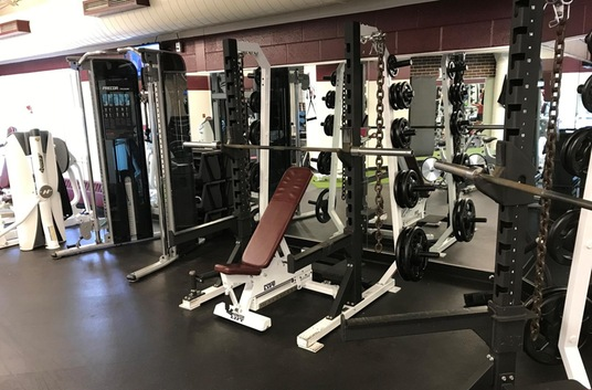 Free Weight Machines