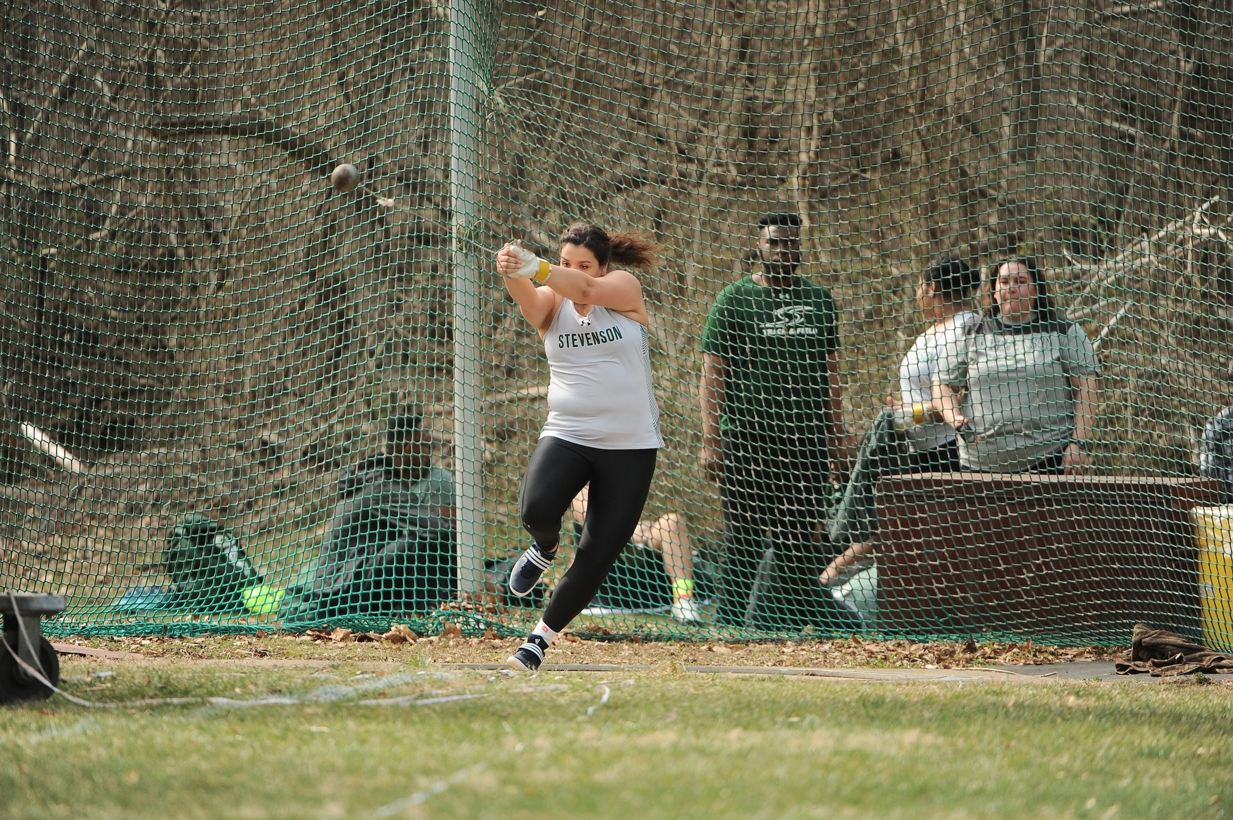Rega, Dioses Place Second in Shot Put, Weight Throw at NYU Invite