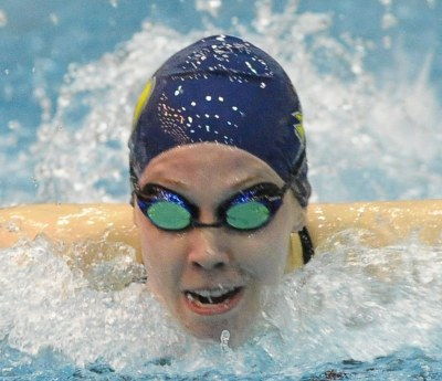 Kaduboski & Divers Help Bentley Women Stay Unbeaten with 156-144 Win at Keene State