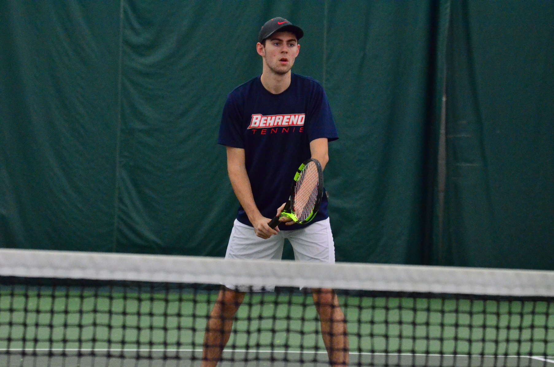 Men's Tennis Capture First AMCC Win