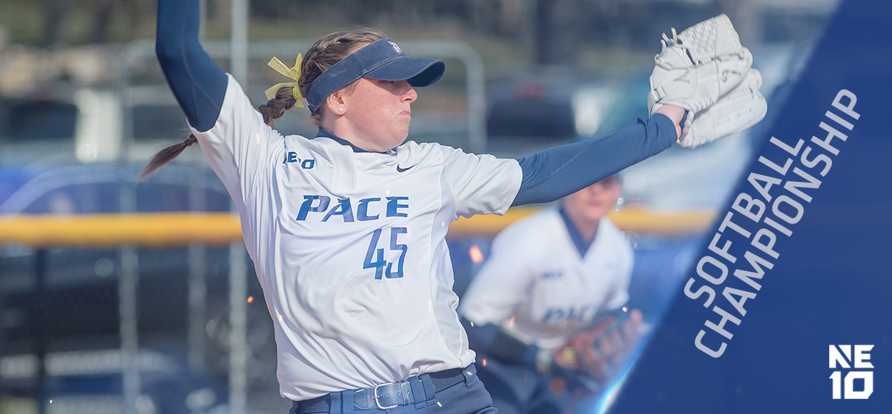 Embrace The Championship: Adelphi and Pace to Meet in NE10 Softball Championship Game