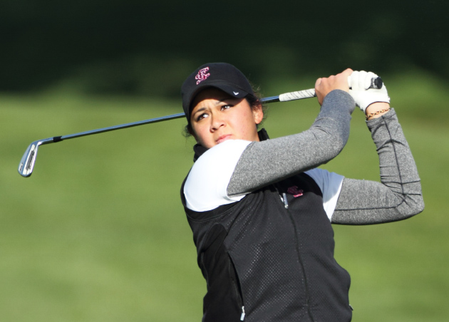 WCC Women's Golf Championship Report: Round Two