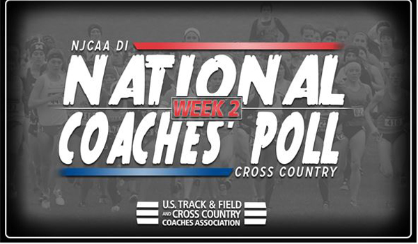 Men's Cross Country Ranked 14th Overall in Coaches' Poll