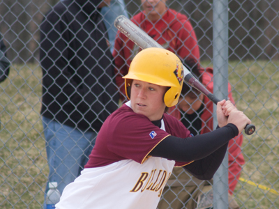 Amanda Harrington keyed the Bulldogs' win with two hits and four RBIs.