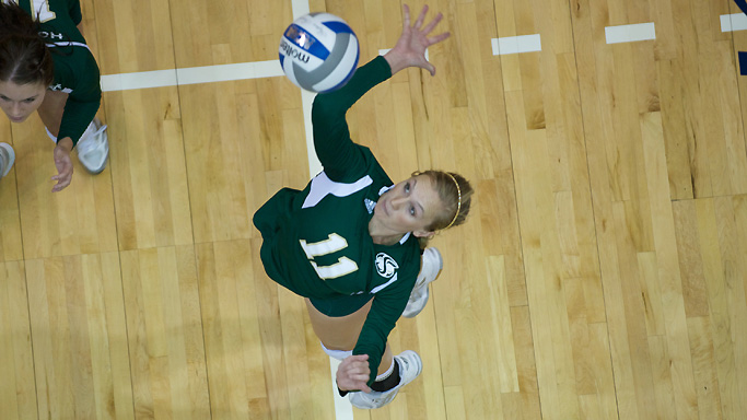 VOLLEYBALL RELEASES ITS 2014 SCHEDULE