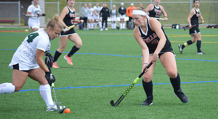 Field Hockey Scores Twice; Falls To Morrisville