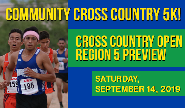 Cross Country Open