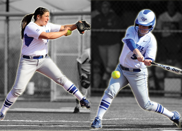Brown and Messina Earn Weekly Honors