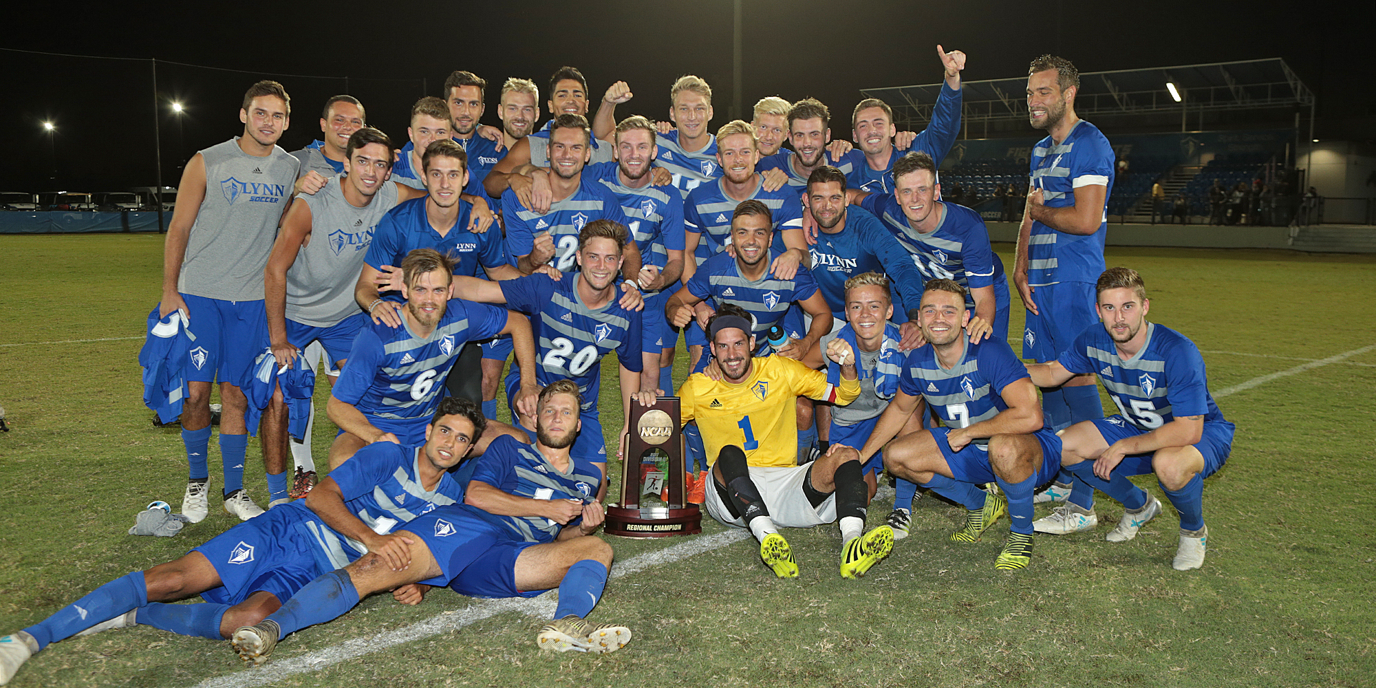 Men's Soccer Bound for NCAA DII Quarterfinals