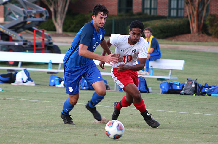 Men's Soccer: Covenant blanks Panthers 3-0 in USA South contest