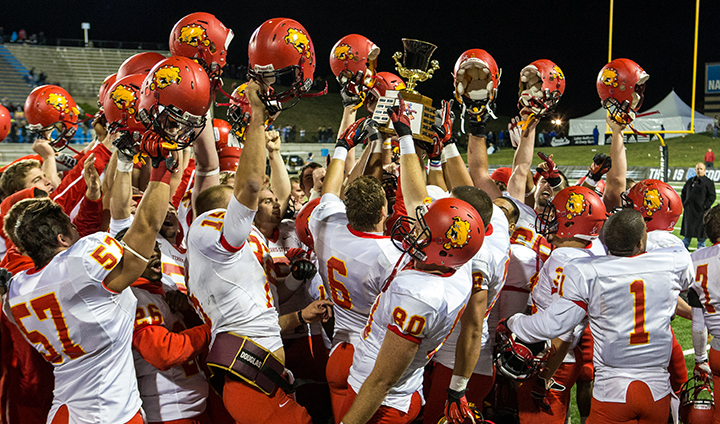 Ferris State Picked To Finish Third In GLIAC North Preseason Poll