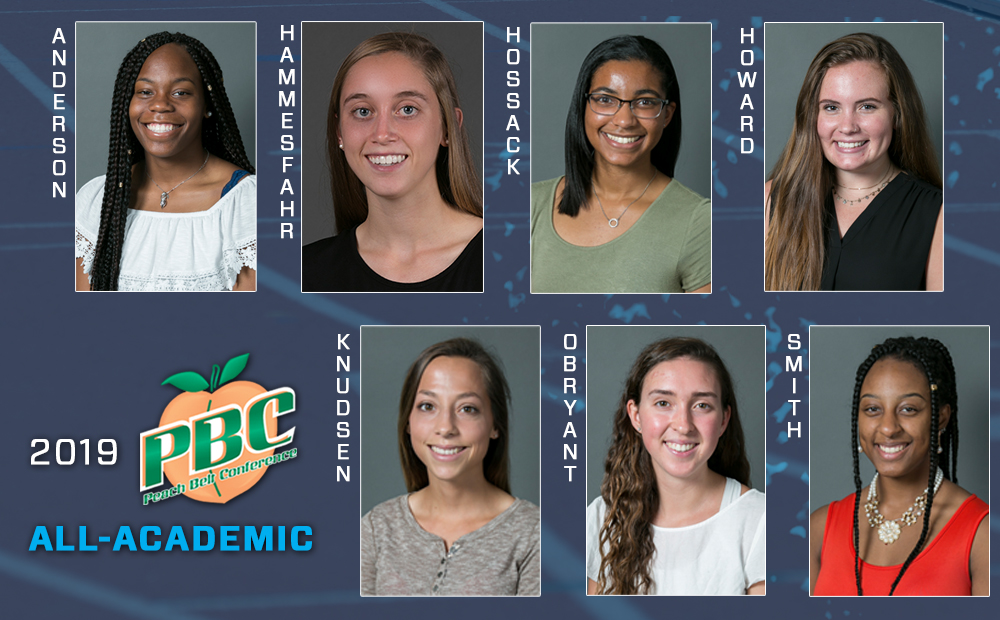 Women's Track Lands Seven On PBC All-Academic Team