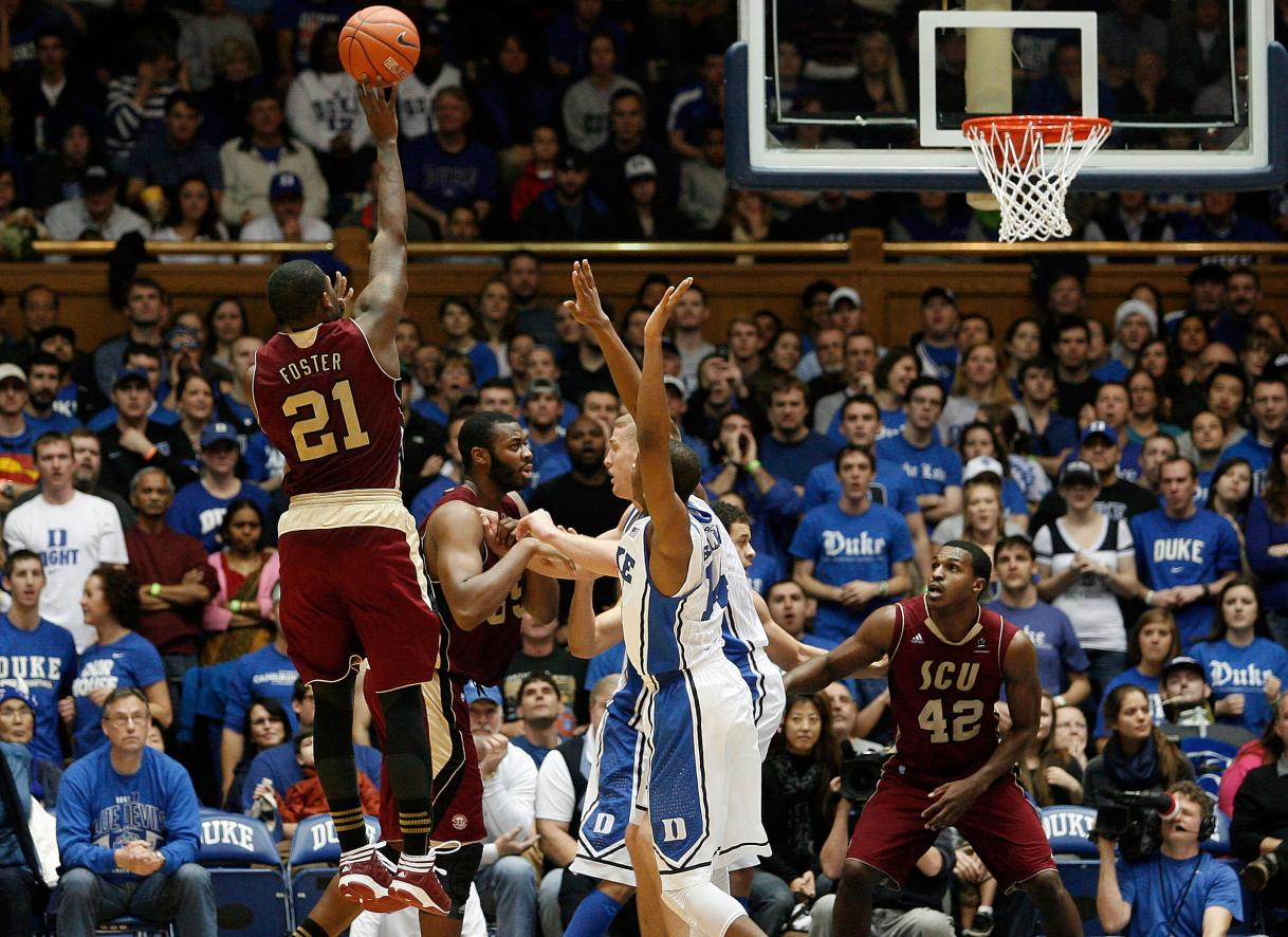 Broncos Fall In Close One at No. 1 Duke
