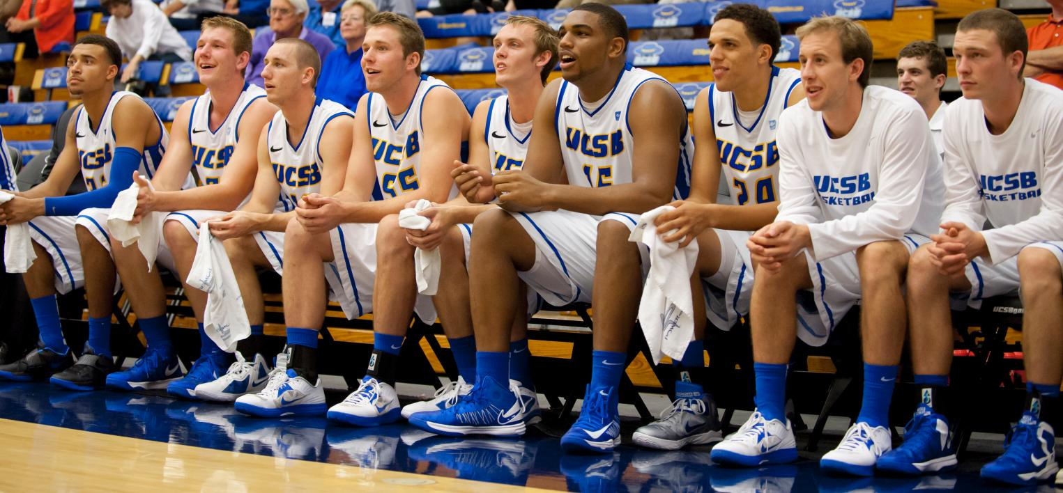 Gaucho Huddles Scheduled Prior to Three UCSB December Basketball Games