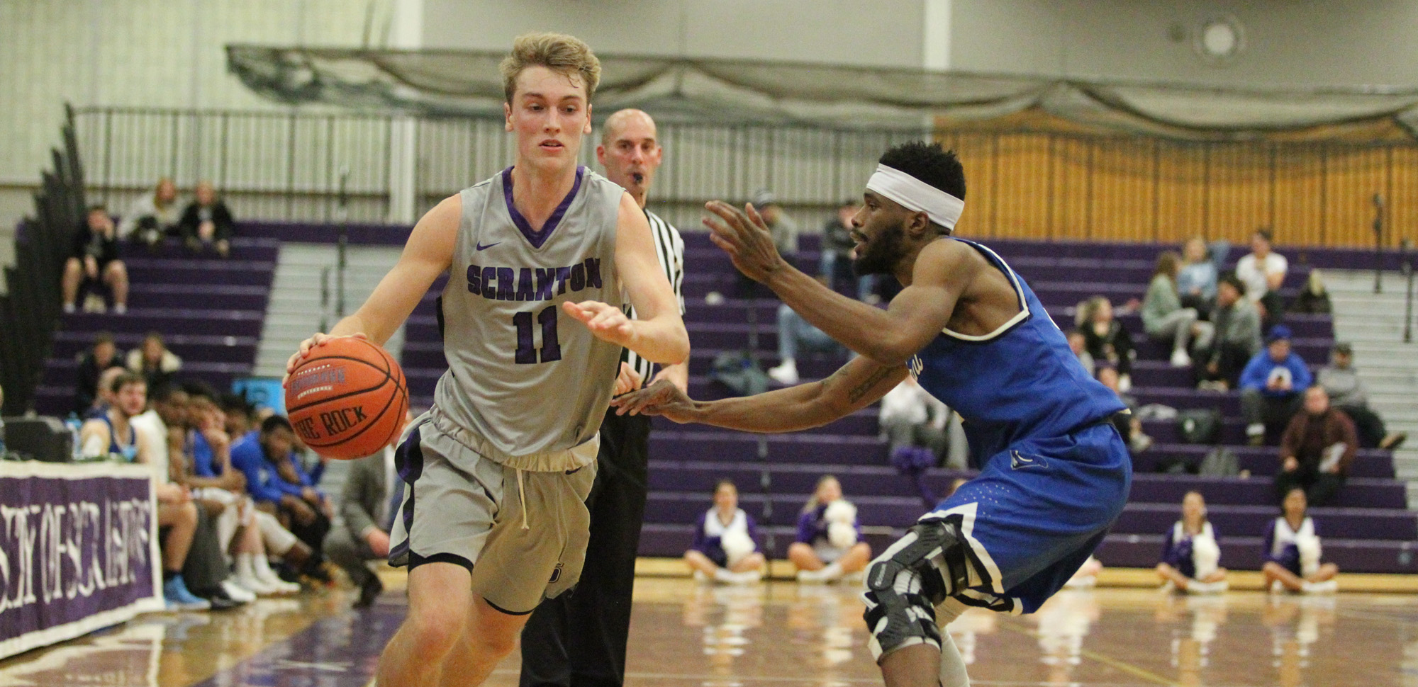 Late Surge Carries Men's Basketball Past Cabrini, 90-80