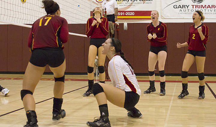 Volleyball Weekly Notes: The Ferris State Invitational