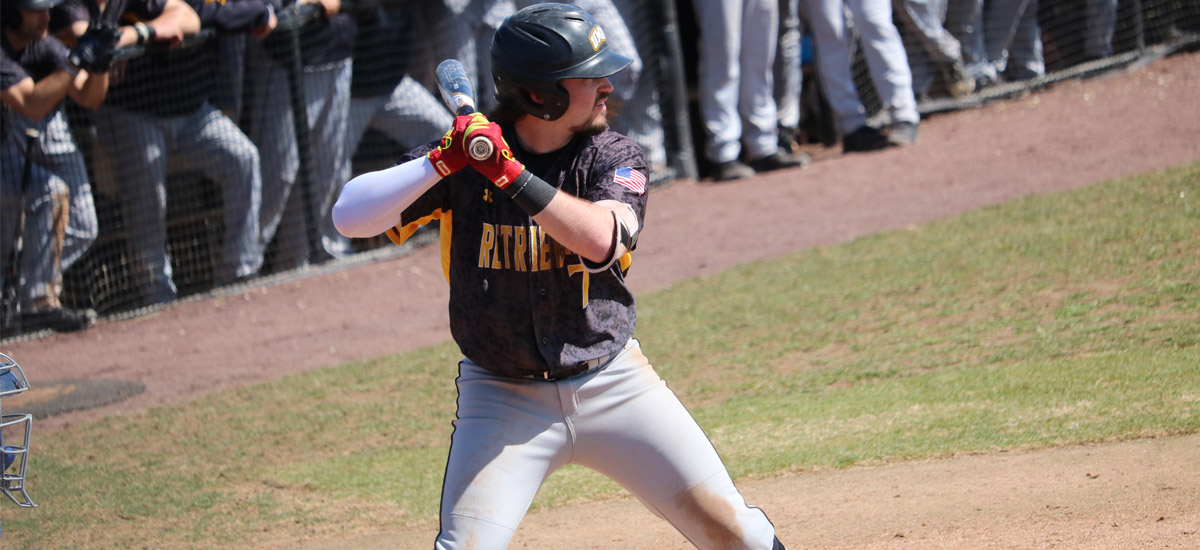 UMBC Baseball Concludes Home Stand Against Hartford This Weekend