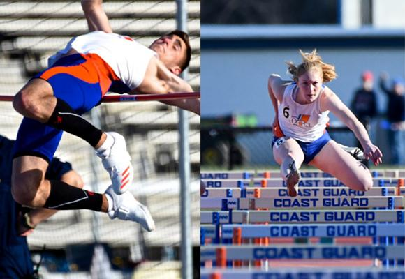 Troise, Adams Earn Field Athlete of the Week Honors