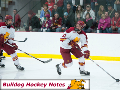 Weekly Notes Games 16-17: Michigan State vs. #18/20 Ferris State
