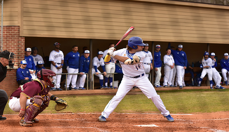 Mars Hill earns split with Anderson on road in 2019 SAC finale