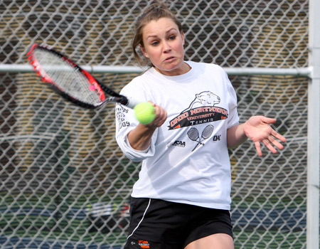 Women's Tennis to open 2012-13 schedule Sept. 6 with home double header