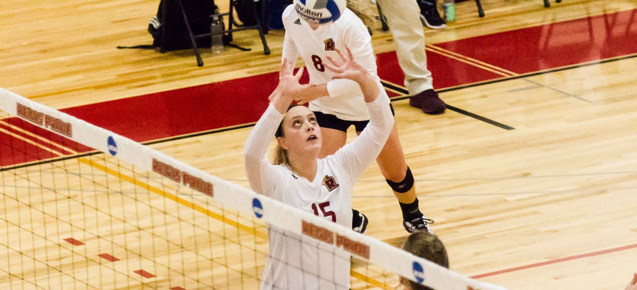 Women's Volleyball Drops GNAC Finale At Rivier
