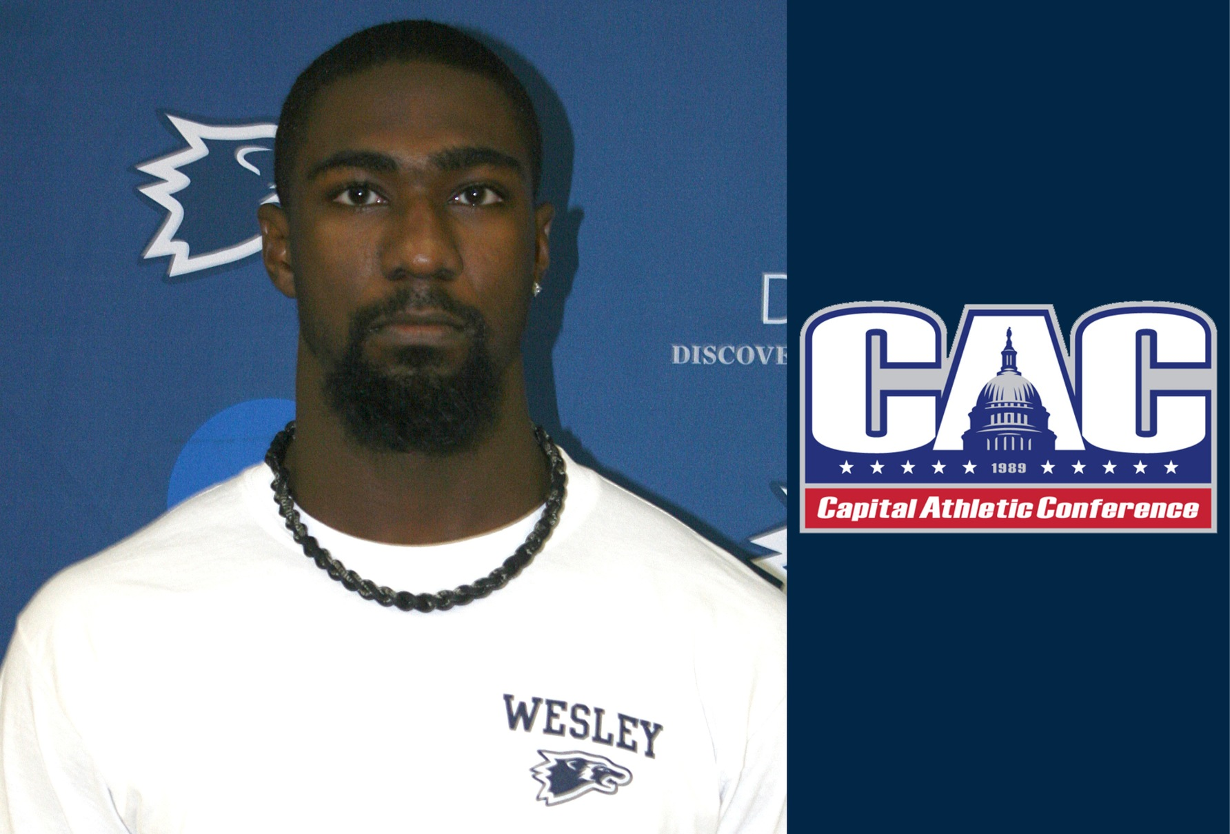 Taylor tabbed CAC Track Athlete of the Week