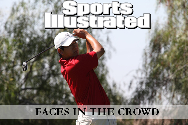 Stag Golfer Shigezawa In SI's Faces In The Crowd, Also Named D-III Player Of The Year