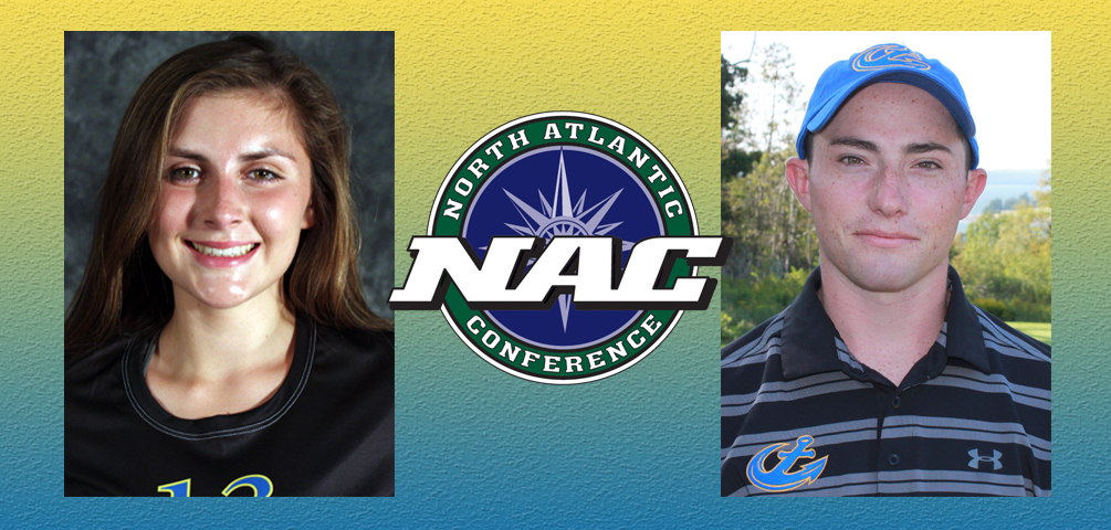 D'Auria and Mersch Named NAC Rookies of the Week