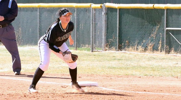 Lady Saints Split Second Series with Lopes