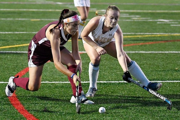 Union (N.Y.) Hands Field Hockey 6-0 Defeat