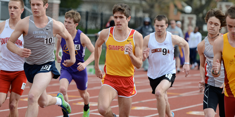Track & Field turns in solid performances at Jim Duncan
