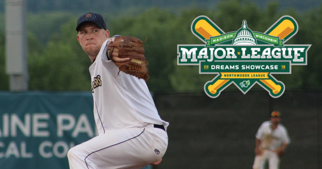 Mierzwa Picked for Northwoods League Major League Showcase