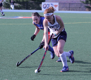 #3 Geneseo Tops #2 New Paltz, Will Face Oneonta in SUNYAC Field Hockey Championship Final