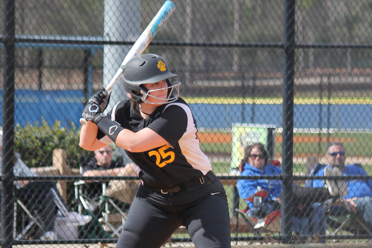 Softball Re-Writes Record Books With Sweep Of Pine Manor
