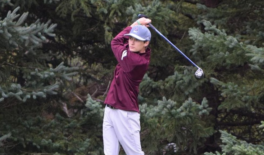 Men's Golf opens up conference play