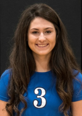 Taylor Rupp, Women's Volleyball