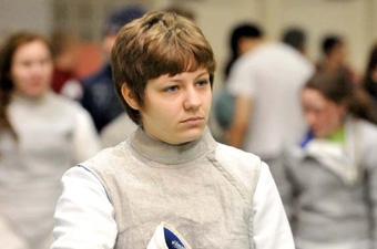 Fencers claim five medals at NEIFC Fall Tournament, The Big One