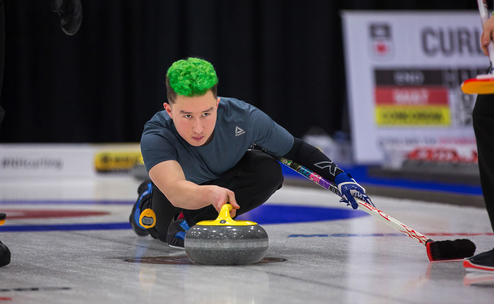 Day Three from the 2018 CCAA/Curling Canada Championships