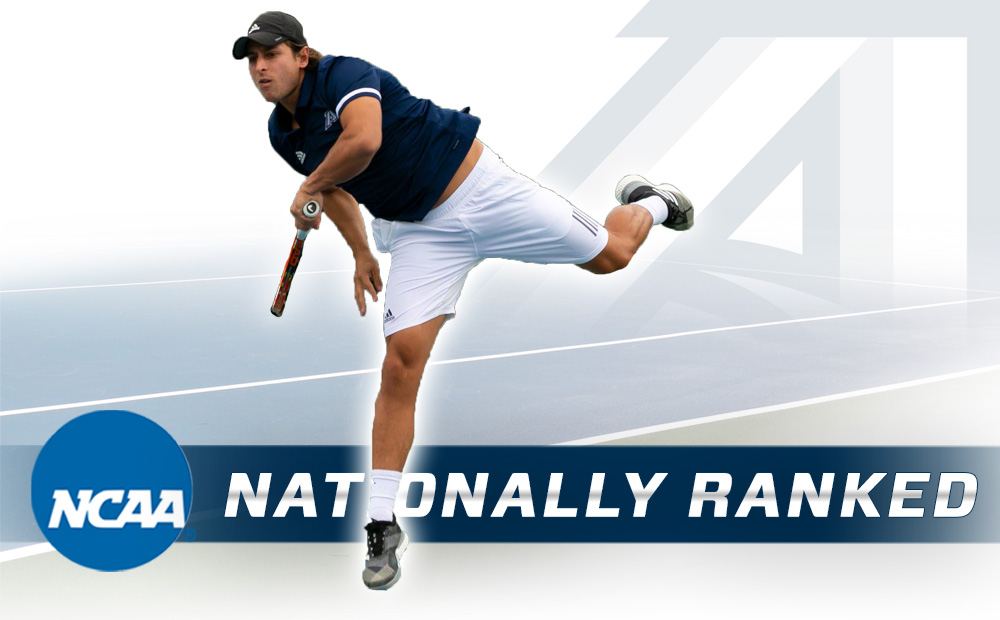 Augusta Remains Nationally Ranked In Most Recent ITA Poll
