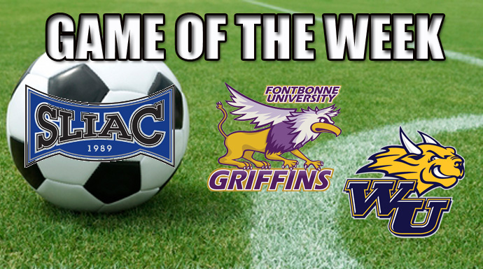 SLIAC Game of the Week - Fontbonne vs. Webster