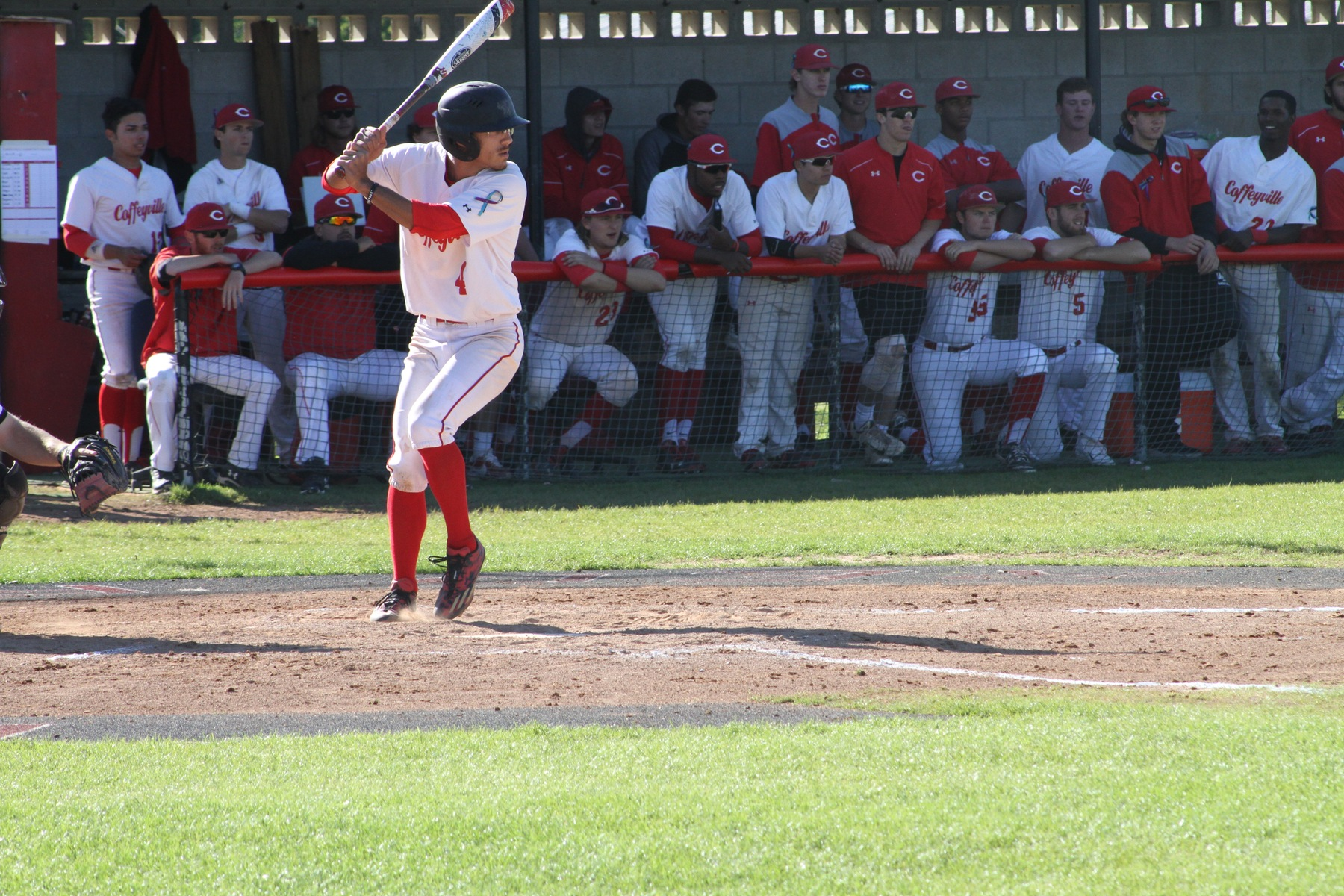 Red Raven Baseball Season Ends In First Round of Region VI Playoffs